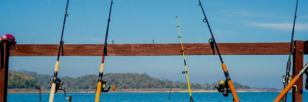Set Up Fishing Pole